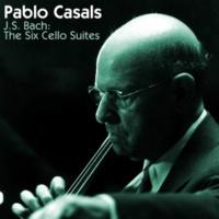 Pablo Casals Cello Suite No. 2 in D Minor, BWV. 1008: II. Allemande