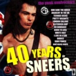 Various Artists 40 Years of Sneers-The Punk Anniversary