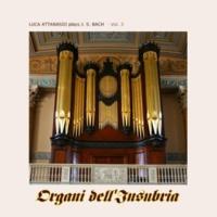 Luca Attanasio Partita Sei gegrüßet Jesu gütig, BWV768: Variato II