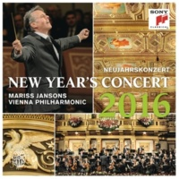 Mariss Jansons (Conductor) Wiener Philharmoniker ニューイヤー・コンサート2016