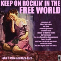 John C. Cale and Nico Nico Only Love Can Break Your Heart