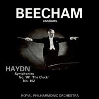 "Sir Thomas Beecham Symphony No. 101 in D Major, ""The Clock"": II. Andante"
