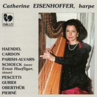 Catherine Eisenhoffer Serenade for Harp, Op. 83
