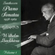 Wilhelm Backhaus Beethoven: Piano Sonatas (1958-1962), Volume 1