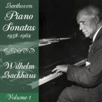 Wilhelm Backhaus Piano Sonata No. 1 in F Minor, Op. 2, No. 1: IV. Prestissimo