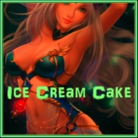 Brentin Davis Ice Cream Cake