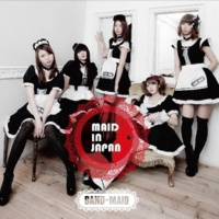 BAND-MAID MAID IN JAPAN