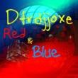 Dtrdjjoxe Red & Blue