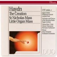 オイゲン・ヨッフム/フェルディナンド・グロスマン/ヘルマン・フルトモーザー/ウィーン少年合唱団/コルス・ヴィエネンシス/バイエルン放送合唱団/バイエルン放送交響楽団 Haydn: The Creation; St. Nicholas Mass; Little Organ Mass
