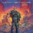 Austrian Death Machine I Am A Cybernetic Organism, Living Tissue Over (Metal) Endoskeleton