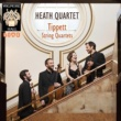 Heath Quartet Tippett String Quartets - Wigmore Hall Live