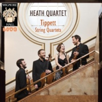 Heath Quartet String Quartet No. 4: III. Moderately slow -
