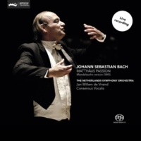 Jörg Dürmüller&Consensus Vocalis Matthäuspassion BWV.244: XVII. Ich wil bei meinem Jesum wachen