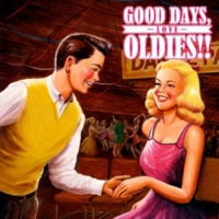 V.A. GOOD DAYS, OLDIES!! -LOVE-