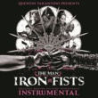 Kanye West The Man with the Iron Fists: Soundtrack Instrumental