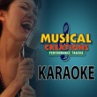 Musical Creations Karaoke Lessons Learned (Originally Performed by Carrie Underwood) [Karaoke Version]