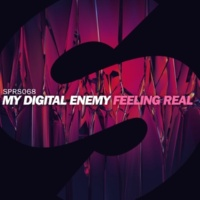 My Digital Enemy Feeling Real -Single