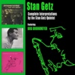 "Stan Getz/Bob Brookmeyer Complete ""Interpretations"" By the Stan Getz Quintet (feat. Bob Brookmeyer) [Bonus Track Version]"