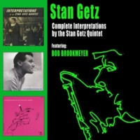 Stan Getz/Bob Brookmeyer It Don't Mean a Thing (feat. Bob Brookmeyer)