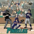 The Piniellas Struck out Looking