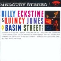 ビリー・エクスタイン/クインシー・ジョーンズ At Basin Street East