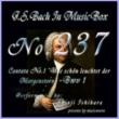 石原眞治 1.合唱 BWV 1 (オルゴール)