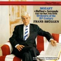 """Orchestra Of The 18th Century/Frans Brüggen Mozart: Serenade in D, K.250 """"Haffner"""" - 1. Allegro maestoso - Allegro molto"""