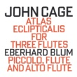 Eberhard Blum Atlas Eclipticalis for Three Flutes (1961-62): Part 2