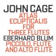 Eberhard Blum Atlas Eclipticalis for Three Flutes (1961-62): Part 1