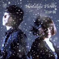 Nostalgie Flower 白い街