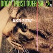 AKR-FITW™ DON'T TRUST OVER 50