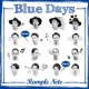Rample Note Blue Days