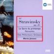 Mariss Jansons Le Sacre Du Printemps/Petrushka Suite