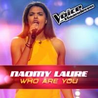Naomy Laure Who You Are [The Voice Van Vlaanderen 2016]