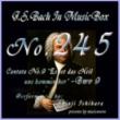 石原眞治 カンタータ第9番 われらに救いの来たれるは BWV9