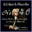 石原眞治 カンタータ第10番 わがこころは主をあがめ BWV10