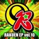 ORIONBEATS RAKUEN EP vol.10