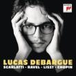 Lucas Debargue スカルラッティ・ショパン・リスト・ラヴェル