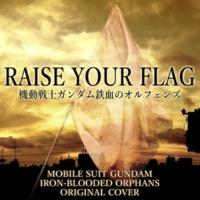 NIYARI計画 RAISE YOUR FLAG 機動戦士ガンダム鉄血のオルフェンズ ORIGINAL COVER