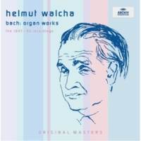 ヘルムート・ヴァルヒャ Bach: Organ Works / The 1947 - 1952 Recordings