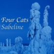 Four Cats Sabeline