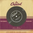 "Jo Stafford Capitol Records From The Vaults: ""Love Letters"""