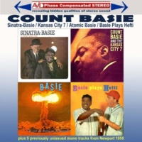 Count Basie Four Classic Albums Plus: Sinatra - Basie / Count Basie and the Kansas City 7 / The Atomic Mr Basie / Basie Plays Hefti (Remastered)