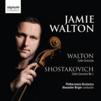 Jamie Walton Walton Cello Concerto, Shostakovich Cello Concerto No.1