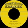 Lou Johnson Unsatisfied