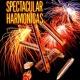Spectacular Harmonicas Skipping Along
