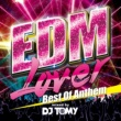 Various Artists EDM Lover -Best Of Anthem- mixed by DJ TOMY