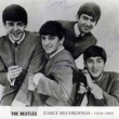 The Beatles Early Recordings: 1958-1963