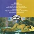 タスミン・リトル/ウェールズ・ナショナル・オペラ管弦楽団/サー・チャールズ・マッケラス Delius: Violin Concerto