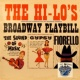 The Hi-Lo's The Hi-Lo's Broadway Playbill